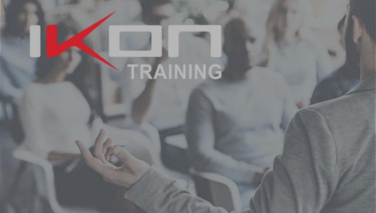 Ikon training blog